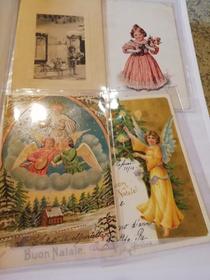 Cartoline d'epoca originali