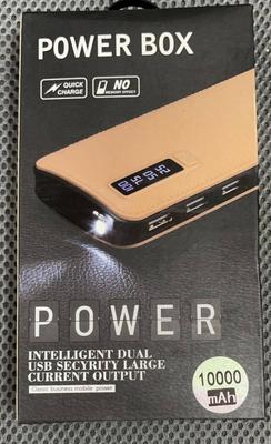 Caricabatterie portatile
