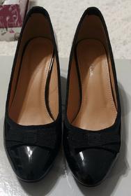 Scarpa elegante tacco basso